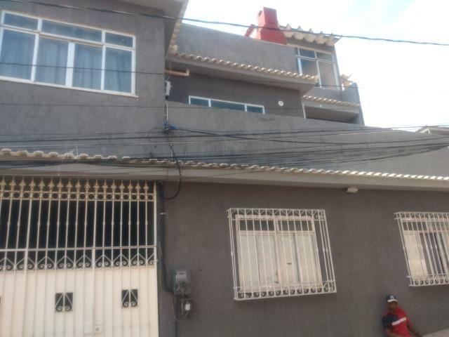 Casa 153 mts2 04 quartos 01 suíte garagem terraço churrasq Nilópolis RJ Ac. carta!