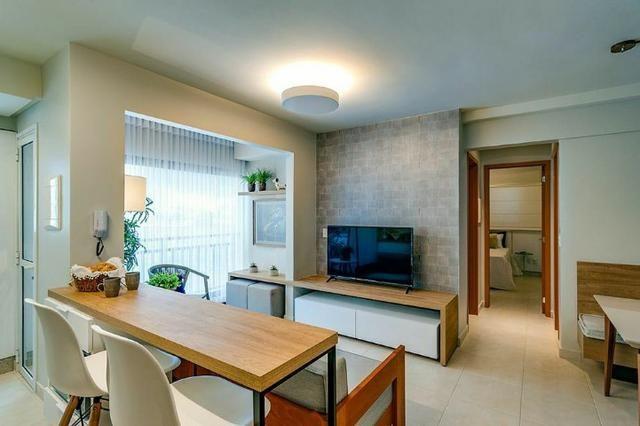 Apartamento Novo, 2 qts 1 suite completo em lazer ac financiamento - Foto 14