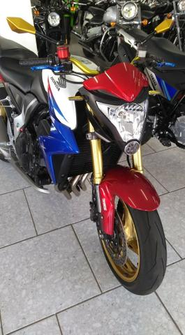 Honda cb 1000r tricolor abs - Foto 5