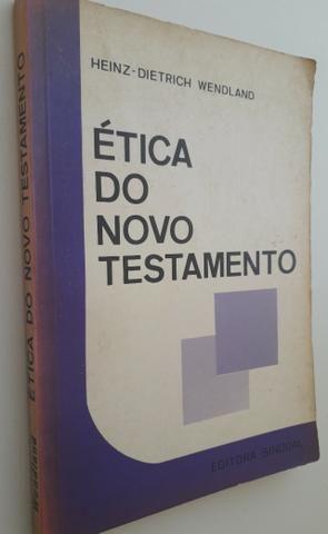 Ética do Novo Testamento - Foto 3