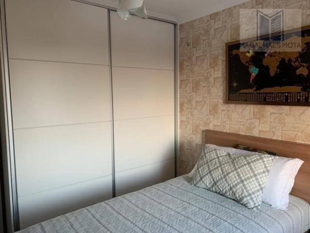 Apartamento com 3 dormitórios à venda, 127 m² por R$ 570.000 - Aldeota - Fortaleza/CE - Foto 14