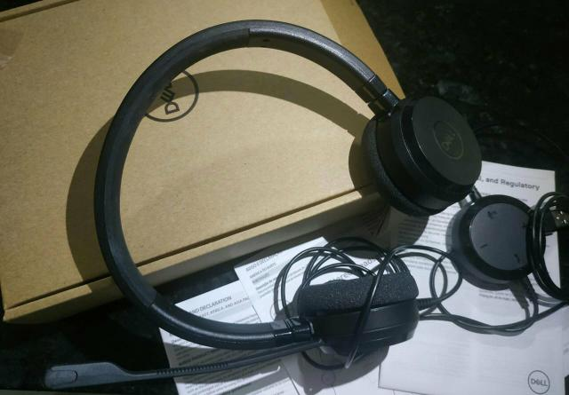 Fone, headset Dell pro Stereo uc150 - Foto 4