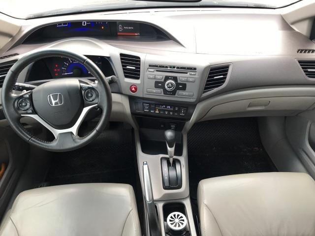 // Honda Civic LXL Automático 2013 - Revisões em Concessionaria!! - Foto 5