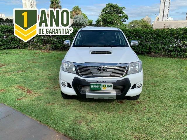 Toyota Hilux 3.0 SRV 2014/2014 Diesel 4X4 Automático