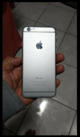 Iphone 6 prata - Foto 2