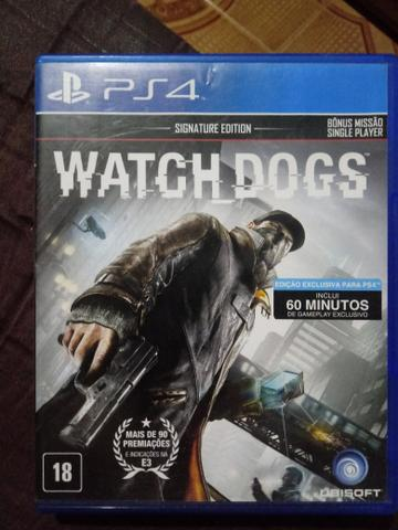 Game Watch Dogs