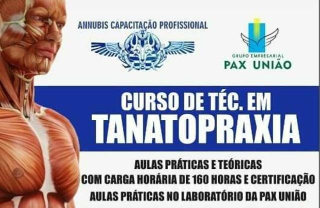 Curso de Tanatopraxia - Foto 3