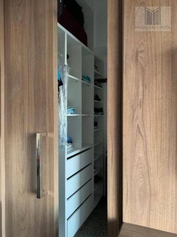 Apartamento com 3 dormitórios à venda, 127 m² por R$ 570.000 - Aldeota - Fortaleza/CE - Foto 17