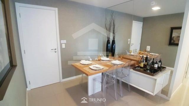 (RG) TR25988 - Apartamento novo 70m² à Venda no Luciano Cavalcante com 3 Quartos - Foto 4