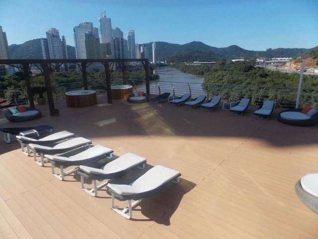 O Marina Beach Towers é o único da América do Sul com uma marina exclusiva, totalmente equ - Foto 12
