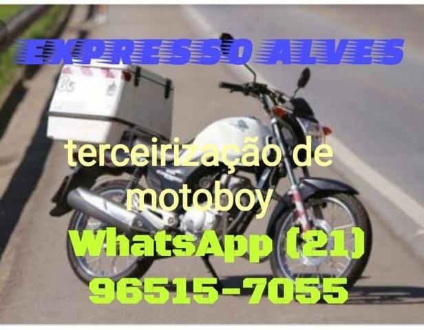 Motoboy Niterói são Gonçalo