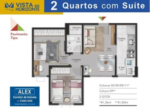 ALX - 74 - More em Jardim Limoeiro - Apartamento 2 Quartos - Foto 4