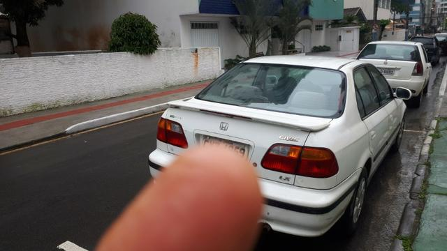 Honda Civic LX 1999 - Foto 7