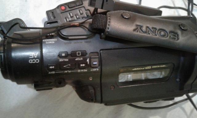 Camara filmadora sony - Foto 6