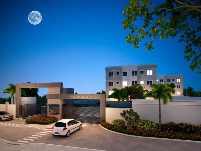 Apartamento 2Q região Noroeste 100% financiado entrada facilitada - Foto 7
