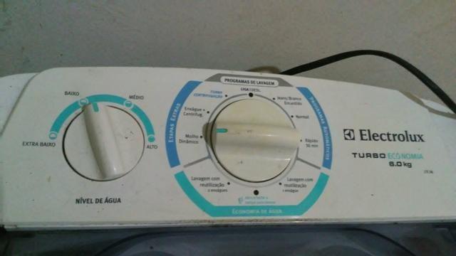 Máquina de lavar 8kg Eletrolux - Foto 2