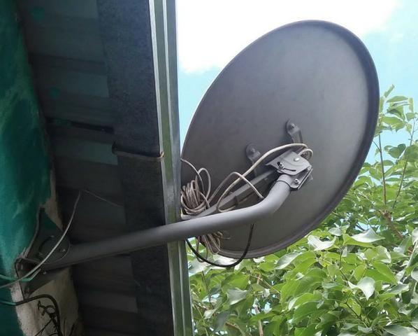 Roteadores, DVD, Antena e interfone e também lente de farol de milha do uno - Foto 4