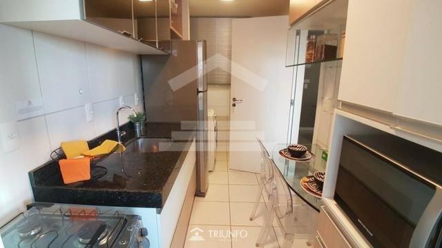 (RG) TR25988 - Apartamento novo 70m² à Venda no Luciano Cavalcante com 3 Quartos - Foto 5