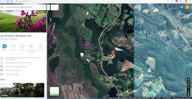 Chácara com 242.000 m² Rincão Tijucas do Sul - Foto 12
