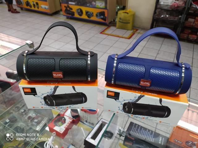 Caixa de som Bluetooth Mini Charge - Tipo JBL