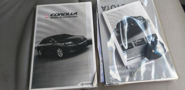 Corolla 2010 - Foto 15