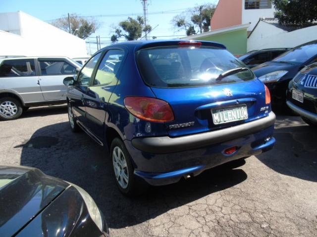 Peugeot 206 2007 1.4 sensation 8v flex 4p manual - Foto 4