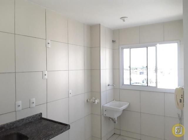 Apartamento para alugar com 2 dormitórios em Joquei clube, Fortaleza cod:43697 - Foto 11