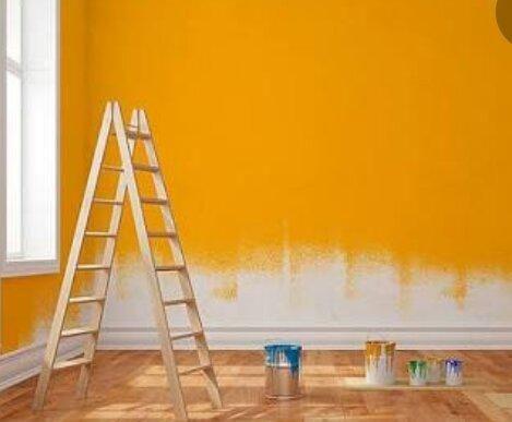 Pinturas casas e apartamentos