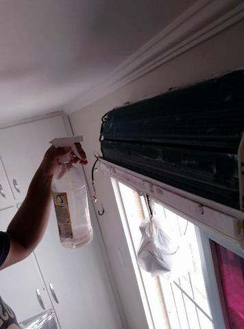 Instalação e Manutenção de ar condicionado e lavadora - Foto 5