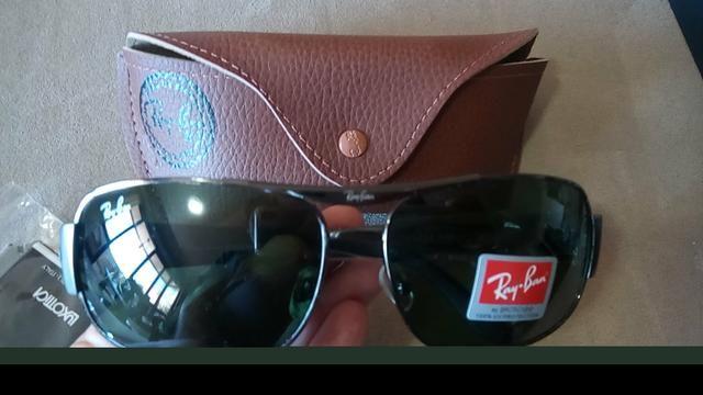 b5f79191af8a8 Oculos Ray-Ban Novo na Caixa - Bijouterias, relógios e acessórios ...