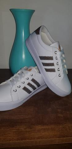 a3ada30cf9 Tênis Adidas Grade Fechada - Roupas e calçados - Nova Serrana
