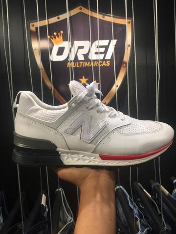 dd3a231bf9b3e Tênis New balance Masculino Couro - Roupas e calçados - Sul ...