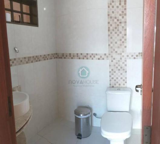 Casa com 4 dormitórios à venda, 220 m² por R$ 380.000 - Cohafama - Campo Grande/MS - Foto 5