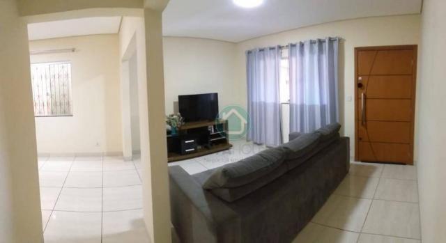 Casa com 4 dormitórios à venda, 220 m² por R$ 380.000 - Cohafama - Campo Grande/MS - Foto 15
