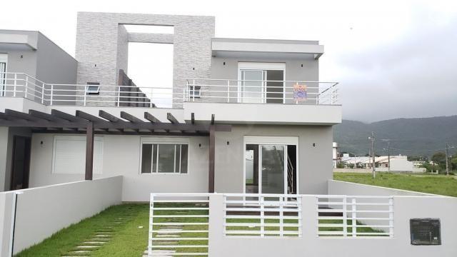 Casa à venda com 2 dormitórios em Areias de palhocinha, Garopaba cod:1623
