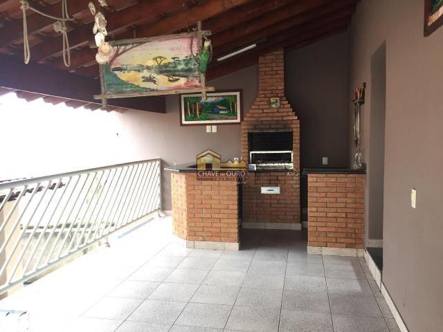 Casa para aluguel, 3 quartos, 2 vagas, Nossa Senhora da Abadia - Uberaba/MG - Foto 14