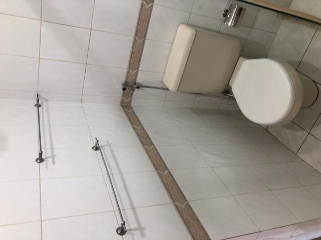 Pelegrine Apart. 105 m², 3 quartos, 1 suíte, 2 vagas, armários, lazer completo, Itaparica - Foto 10