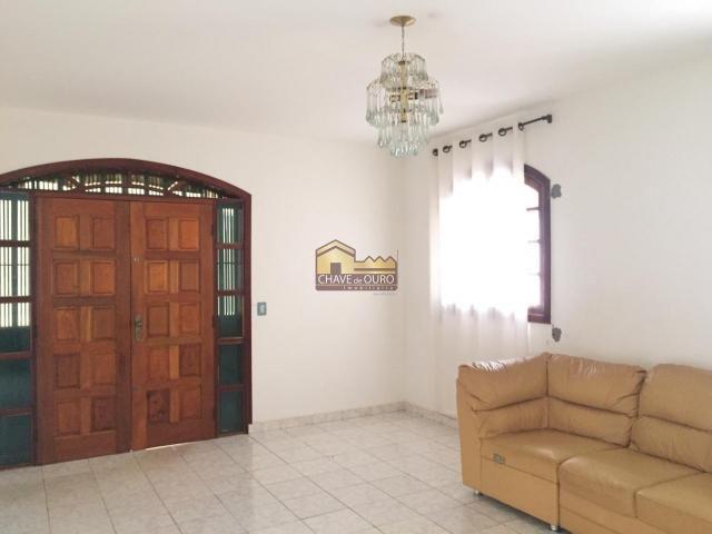 Casa para aluguel, 3 quartos, 2 vagas, Nossa Senhora da Abadia - Uberaba/MG - Foto 3