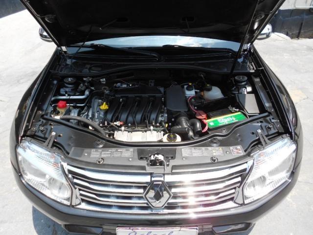Renault DUSTER Dynamique 2.0  Hi-Flex 16V Aut. - Preto - 2013 - Foto 20