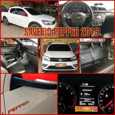 Saveiro Peppes CD 2018 trevão veículos