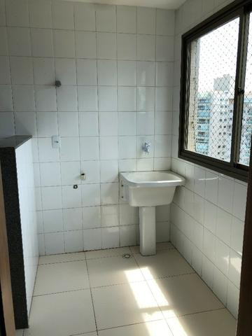 Pelegrine Apart. 105 m², 3 quartos, 1 suíte, 2 vagas, armários, lazer completo, Itaparica - Foto 8