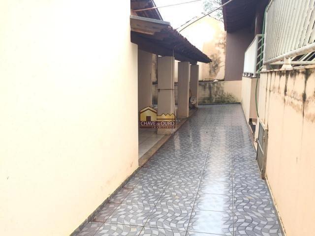 Casa para aluguel, 3 quartos, 2 vagas, Nossa Senhora da Abadia - Uberaba/MG - Foto 15