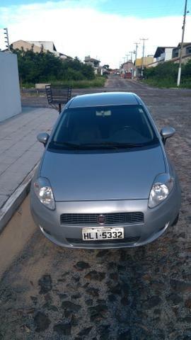 Fiat Punto ELX 1.4 2009/2010 Flex 8V, 5 portas, Cor prata - Foto 12