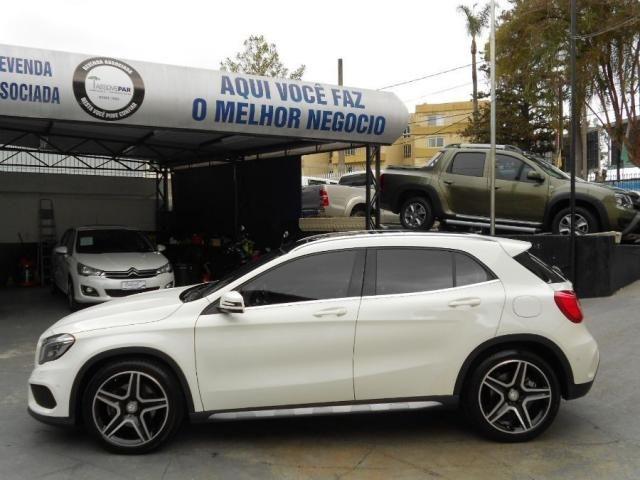 Mercedes GLA 250 Sport 2.0 TB 16V 4x2  211cv Aut. - Branco - 2016 - Foto 18