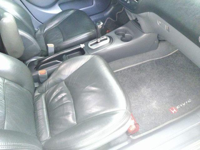 Honda civic LX 1.7 115 CV 2006 Automático - Foto 6