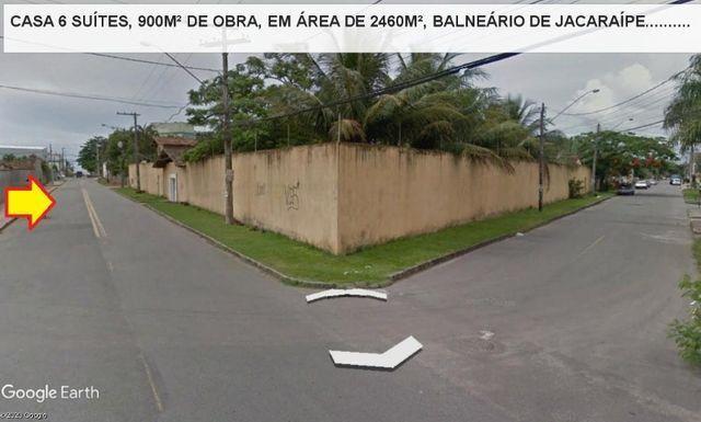 Mansão, aluguel ou venda, imóvel ideal para clinica, Jacaraípe, Serra, ES - Foto 2