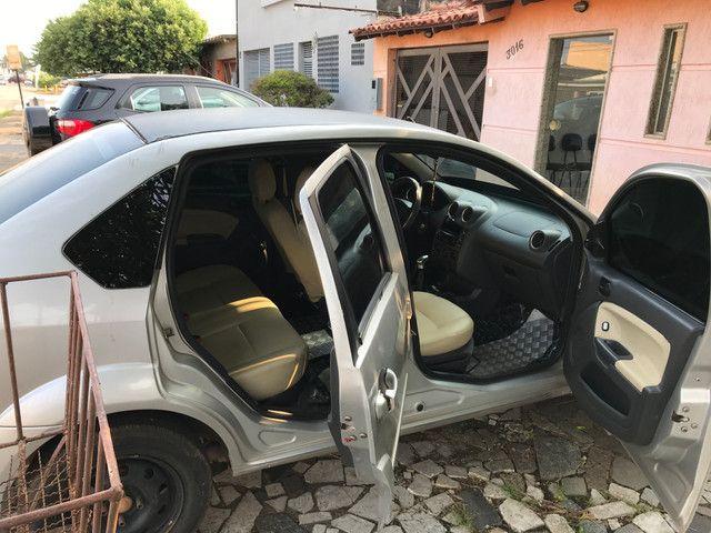 Carro Fiesta Sedan 1.0 2006/2007 -BAIXEI O PREÇO  ? - Foto 4