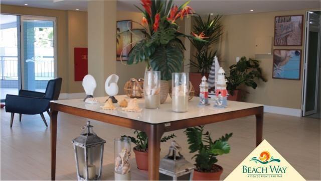 Apartamento à venda com 2 dormitórios em Porto das dunas, Aquiraz cod:DMV111 - Foto 6