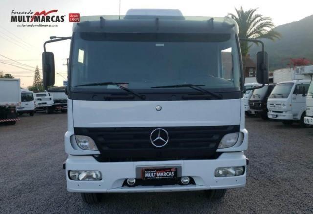 Mercedes Benz Atego 2428 - No chassi - Foto 2