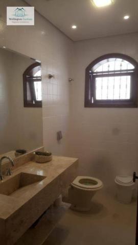 Sobrado com 4 dormitórios para alugar, 339 m² por R$ 5.000/mês MAIS IPTU DE R$350,00 - Jar - Foto 19